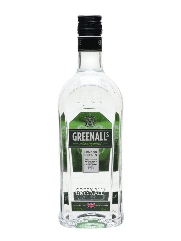 Greenall's London Dry Gin 0,7l 37.5%