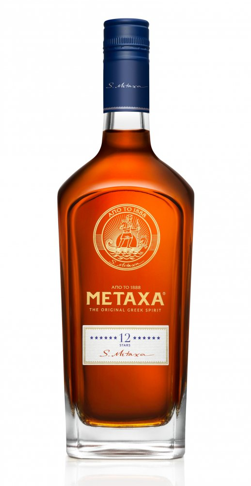 Metaxa 12* 0,7l 40% GB