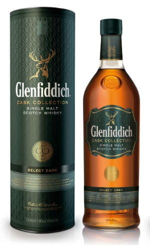 Glenfiddich Cask Collection Select Cask 1l 40%