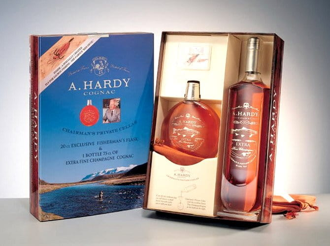 Hardy Fisherman´s Private Reserve 0,75l + 0,2l 40%