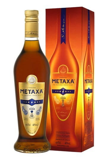 Metaxa 7* 0,7l 40% GB