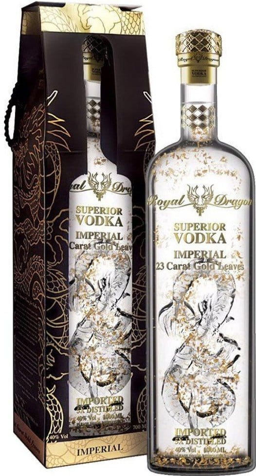 Royal Dragon Vodka Imperial 0,7l 40% GB