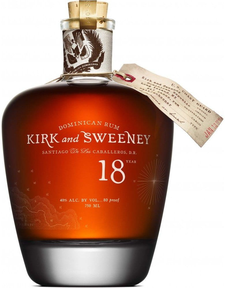 Kirk and Sweeney 18y 0,7l 40%