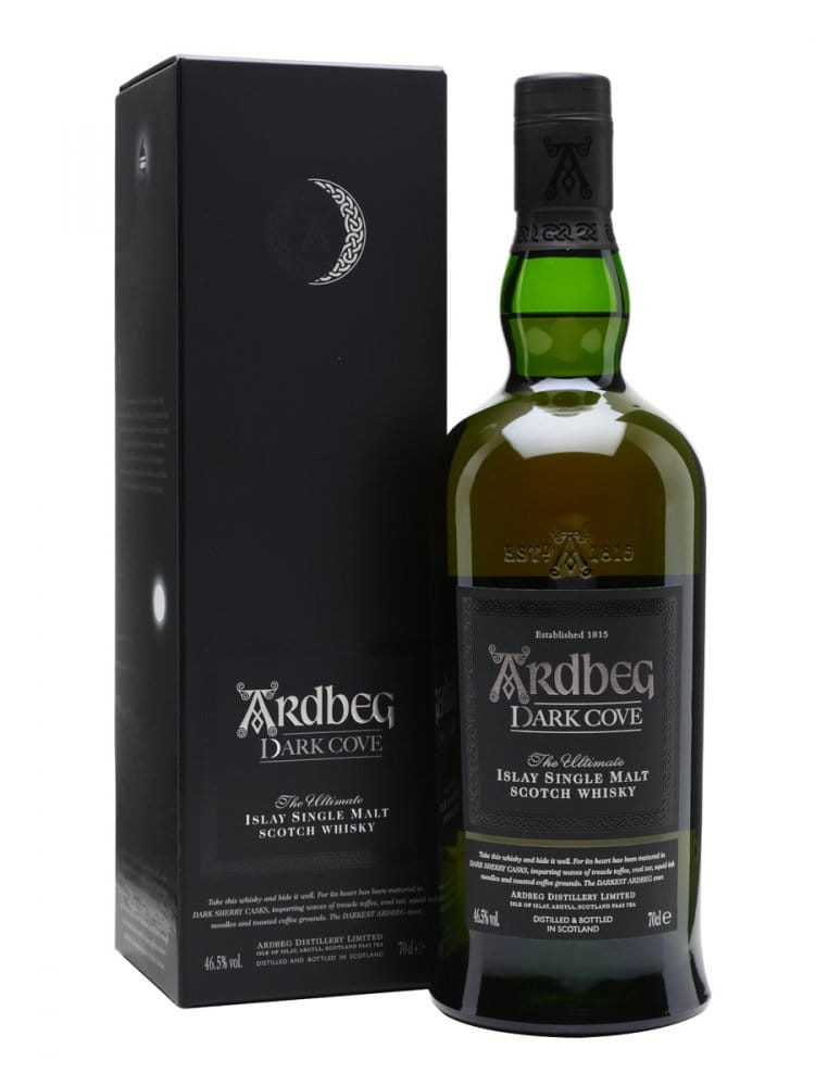 Ardbeg Dark Cove 2016 0,7l 46,5% L.E.