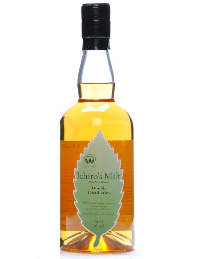Chichibu Double Distilleries Whisky 0,7l 46%
