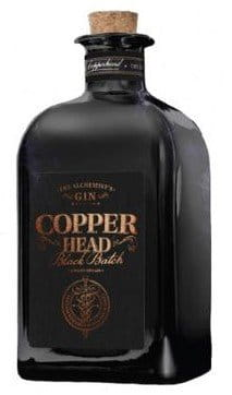 CopperHead Gin Black Batch 0,5l 42%