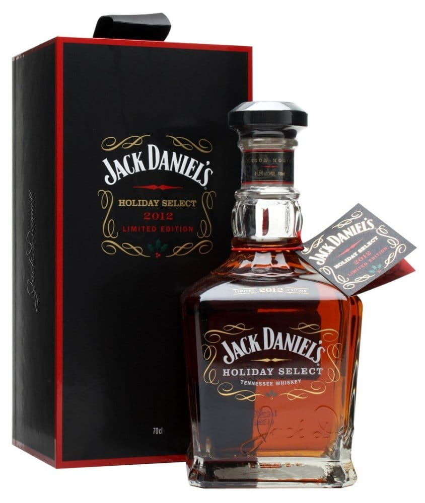 Jack Daniel's Holiday Select 2012 45.2% 0,7l GB L.E.