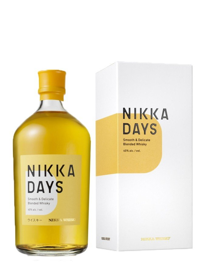 Nikka Days Smooth & Delicate 0,7l 40%