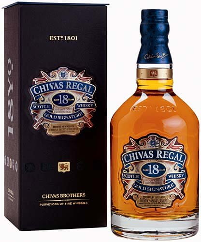 Chivas Regal 18y 0,7l 40% GB