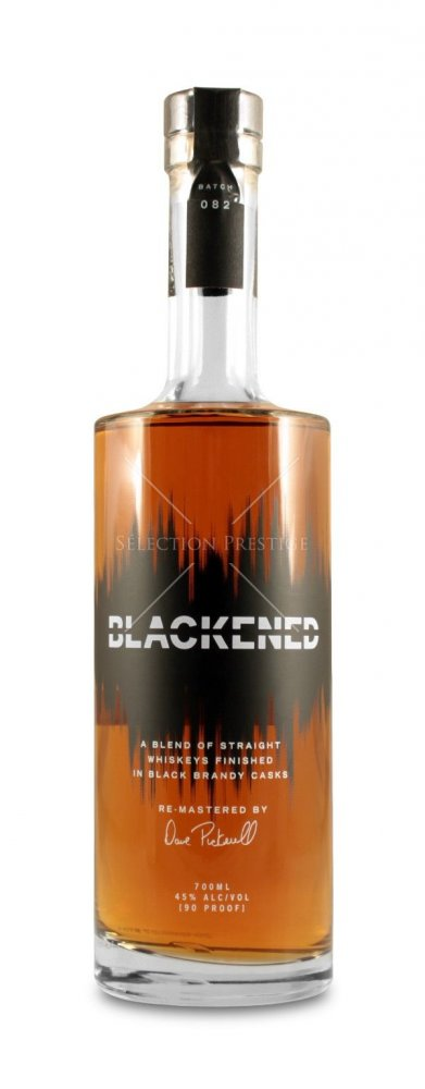 Blackened Whiskey by Metallica 0,75l 45%