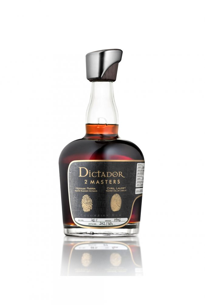 Dictador 2 Masters Laballe 1976 0,7l 46%