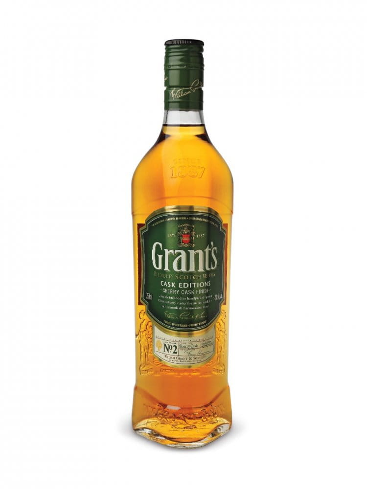 Grant´s Sherry Cask Finish 0,7l 40%