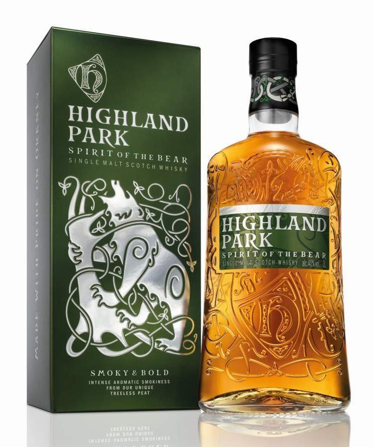 Highland Park Spirit of The Bear 1l 40%