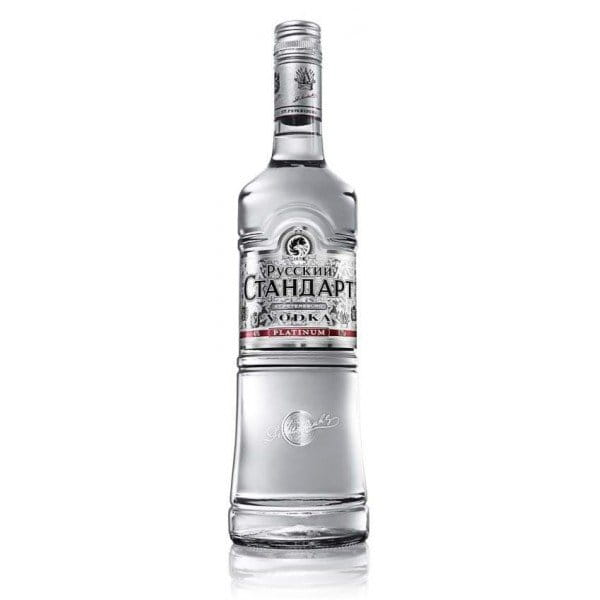 Russian Standard Platinum vodka 3l 40%