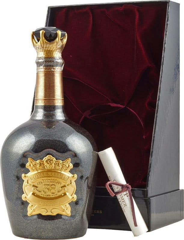 Royal Salute Stone Of Destiny 38y 0,5l 40% GB
