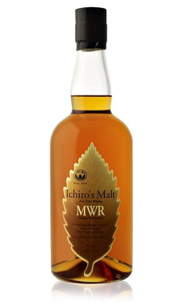 Chichibu Mizunara Wood Reserve Whisky 0,7l 46%