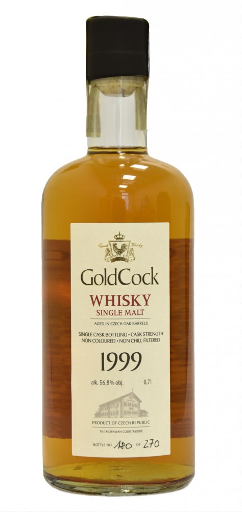 Gold Cock 1999 0,7l 56%