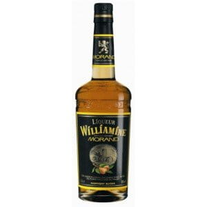 Liqueur Williamine Morand 0,7l 35%