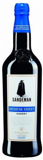 Sandeman Sherry Medium Sweet 0,75l 15%