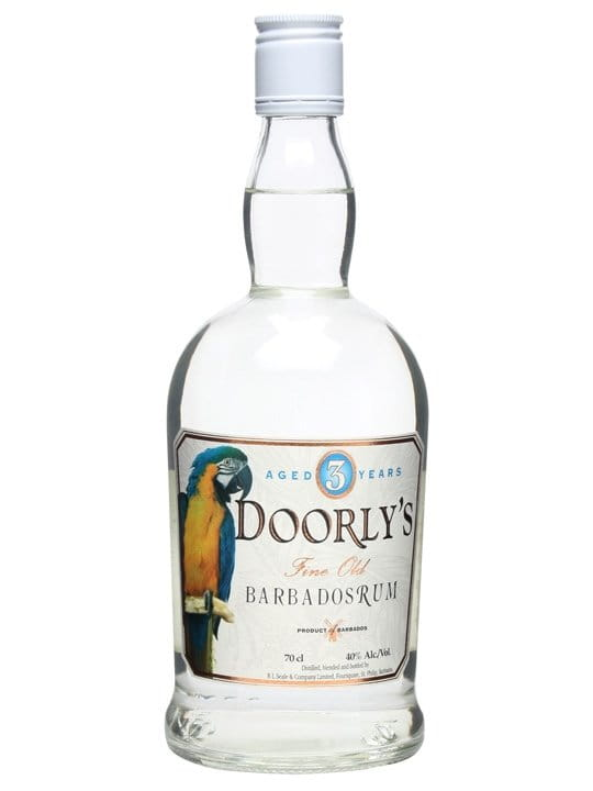 Doorly´s White 3y 0,7l 40%