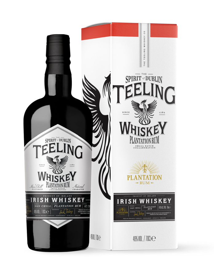Teeling Small Batch Rum Plantation Collaboration 0,7l 46% GB