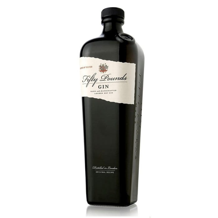 Fifty Pounds Gin Traditional 0,7l 43.5%
