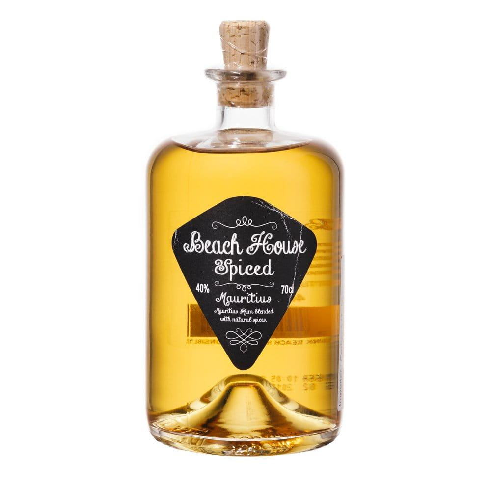 Beach House Rum Spiced  0,7l 40%