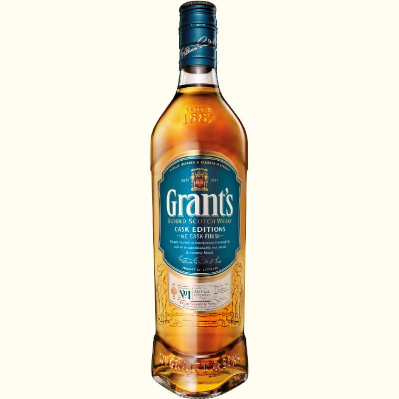 Grant´s Ale Cask Finish 0,7l 40%
