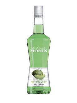Monin Green Melon Liqueur 0,7l 20%