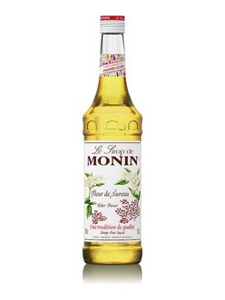 Monin Elderflower - Bezinka 1l