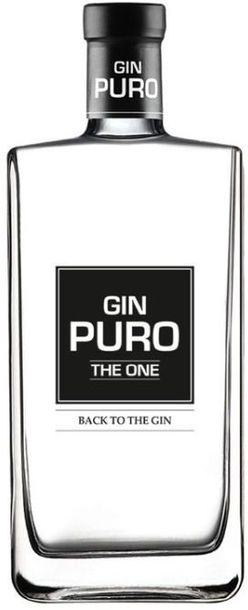 Puro The One Gin 0,7l 56,3%